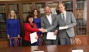 Правительство Архангельской области, САФУ и ПОРА подписали трехстороннее соглашение о сотрудничестве