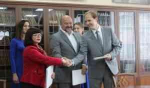 Правительство Архангельской области, САФУ и Проектный офис развития Арктики подписали соглашение о совместной деятельности