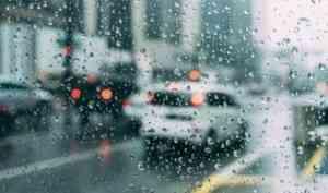Не каждая погода благодать: в выходные в Архангельске ожидаются грозы и ливни