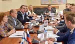 Ремонт дорог в Архангельской области идет под контролем депутатов