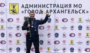 Замглавы Архангельска Николай Евменов стал чемпионом области по стендовой стрельбе