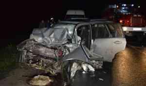 Три человека погибли на дорогах Поморья за минувшие выходные