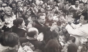60 лет назад Северный хор впервые выпустили на зарубежные гастроли