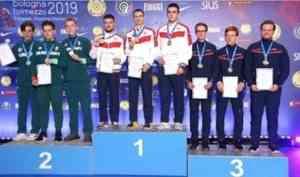 Северодвинец завоевал второе золото на чемпионате Европы по стрельбе из малокалиберного оружия