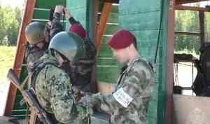 В Архангельске стартовали испытания на право ношения крапового берета