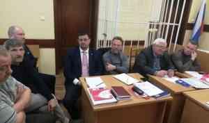 «Козлов был на взводе»: в Вилегодском суде начались слушания по делу о столкновении на Шиесе
