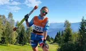 Светлана Николаева - бронзовый призер Кубка мира по лыжероллерам