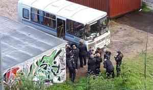 Масштабные учения создали неудобства для жителей Архангельска