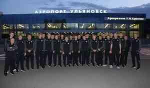 Архангельский «Водник» обошел «Волгу» в товарищеском матче в Ульяновске