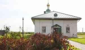 Митрополит Корнилий 21 сентября совершит Литургию в Холмогорах