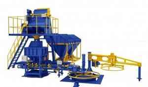 Технотраст — надежное оборудование для бетонных заводов