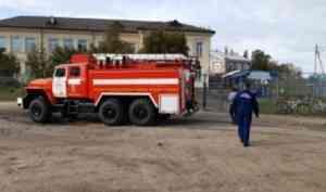 На Соловках провели учебную эвакуацию школы