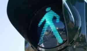 В центре Архангельска водитель сбил переходившего дорогу по «зебре» пятиклассника