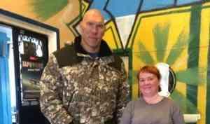 Николай Валуев с «таинственным» визитом прилетел в Архангельскую область