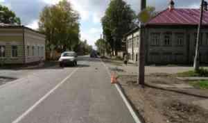 В Каргопольском районе пенсионер-велосипедист погиб в ДТП