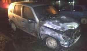 Два предпринимателя пострадали от поджогов автомобилей в Поморье