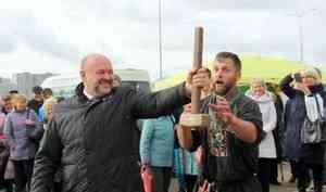 В Архангельске открылась традиционная Маргаритинская ярмарка