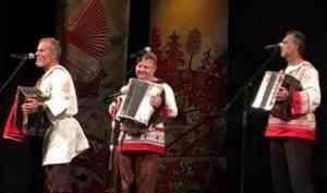 Гармонисты со всей России собрались в Архангельске на «Сметанинские встречи»