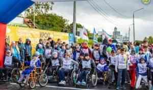 500 метров «Кросса Нации - 2019»: их посвятили героям паралимпийского спорта