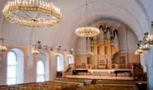 Музыкальный сезон в Архангельске откроет фестиваль «Похвала органу»