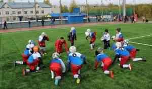 ВКотласе торжественно открыли обновлённый стадион «Салют»
