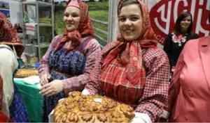 В Архангельске завершается Маргаритинская ярмарка