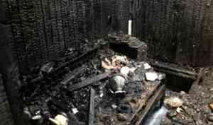 Двое северодвинцев погибли в результате пожара в гараже