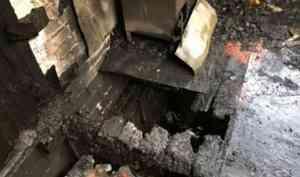 В Северодвинске двое мужчин сгорели в гараже