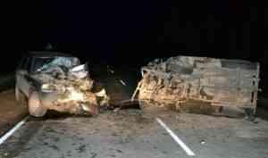 Столкновение двух внедорожников на трассе в Поморье унесло жизнь подростка