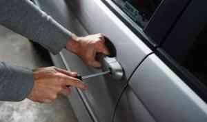 В Северодвинске четырёх подростков обвинили в угоне автомобиля