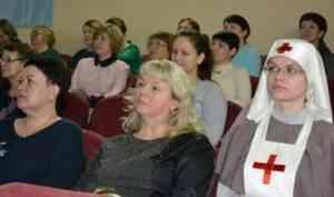 Сестринская конференция собрала в Вельске порядка 200 медиков со всего региона
