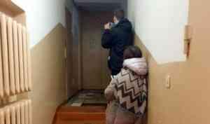 В Архангельске силовики обыскали квартиру юриста движения «Поморье - не помойка»