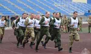 Сотрудник Росгвардии из Архангельской области стал чемпионом войск национальной гвардии Российской Федерации по военно-прикладному спорту