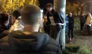 В архангельской полиции прокомментировали вечерние волнения в Цигломени