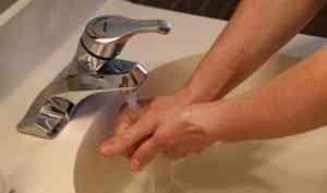 Специалисты Роспотребнадзора напомнили архангелогородцам о чистоте рук