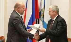 Сотрудничество Поморья и Республики Беларусь продолжается