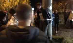 Против жителей Цигломени, привязавших человека к столбу, возбудили уголовное дело