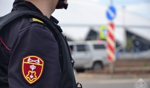 В Архангельске сотрудники вневедомственной охраны Росгвардии задержали подозреваемого в совершении наркопреступления
