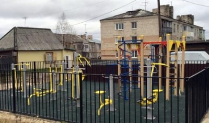 Инвестор «Шиеса» намерен построить в Ленском районе около 20 детских площадок