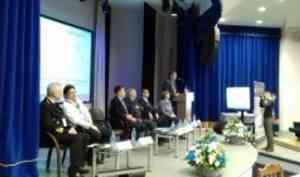 Возможности развития НОЦ «Российская Арктика» обсудили на форуме «Арктические проекты – сегодня и завтра»
