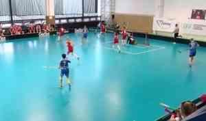 Архангельская команда «Наука-Сафу» привезла вАрхангельск Кубок Европы пофлорболу