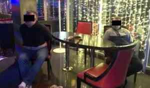 Накануне вечером вбоулинг-клубе Архангельска стреляли