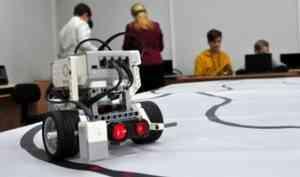 Школьников Архангельской области приглашают на битву роботов