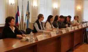 В САФУ обсудили привилегии при поступлении для школьников, увлеченных волонтерством