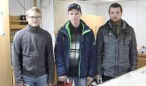 Молодые исследователи САФУ собрали данные о концентрации метана в Арктике