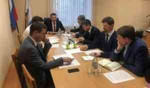 Власти Архангельска попытаются решить проблемы острова Бревенник