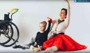 ВАрхангельске снимают фильм про маленькую фотомодель сособенностями