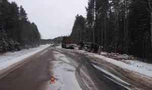 Водитель «Шевроле-Нивы» погиб в ночном ДТП в Котласском районе