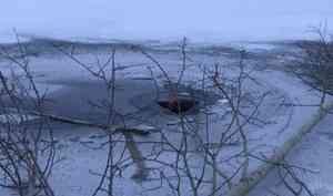 В Холмогорском районе во время рыбалки утонул 70-летний мужчина