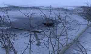 70-летний рыбак погиб в Холмогорском районе